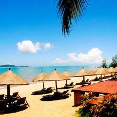 Отель Grand Soluxe Hotel & Resort, Sanya Китай, Санья - отзывы, цены и фото номеров - забронировать отель Grand Soluxe Hotel & Resort, Sanya онлайн пляж фото 2