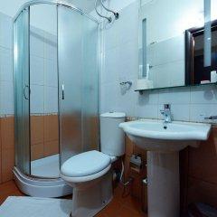City Hotel Tirana ванная фото 2