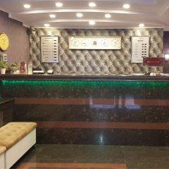 Pamuk City Hotel интерьер отеля
