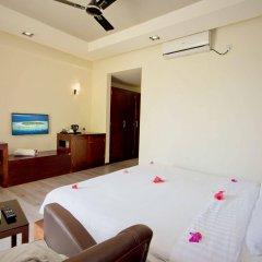 Отель Smartline Eriyadu Мальдивы, Северный атолл Мале - 1 отзыв об отеле, цены и фото номеров - забронировать отель Smartline Eriyadu онлайн комната для гостей фото 4