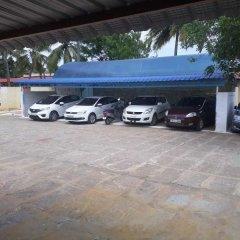 Отель Chill Out Resorts парковка