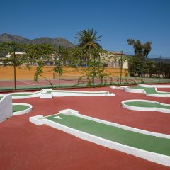 Отель San Carlos развлечения