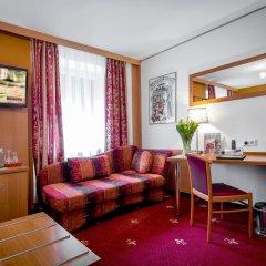 Отель TIPTOP Hotel Burgschmiet Garni Германия, Нюрнберг - отзывы, цены и фото номеров - забронировать отель TIPTOP Hotel Burgschmiet Garni онлайн комната для гостей фото 5