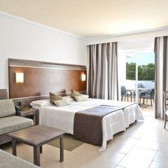 Отель Beach Club Font de Sa Cala комната для гостей фото 2