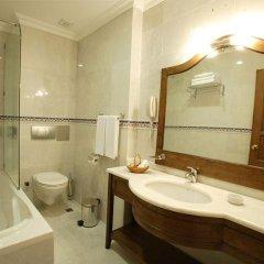 Отель SULTANHAN Стамбул ванная фото 2