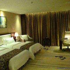 Отель Guangzhou Ming Yue Hotel Китай, Гуанчжоу - отзывы, цены и фото номеров - забронировать отель Guangzhou Ming Yue Hotel онлайн комната для гостей фото 4