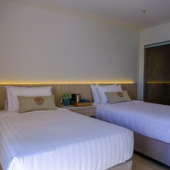 Worita Cove Hotel На Чом Тхиан комната для гостей фото 4