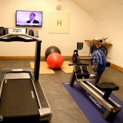 Отель Golden Key фитнесс-зал фото 3