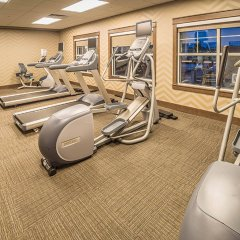 Отель Residence Inn Columbus Polaris Колумбус фитнесс-зал фото 4