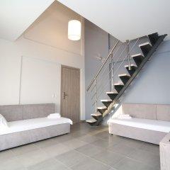 Отель Adonis Village Греция, Пефкохори - отзывы, цены и фото номеров - забронировать отель Adonis Village онлайн ванная фото 2