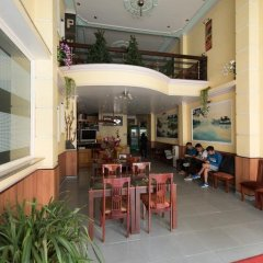 PK Hotel Далат интерьер отеля фото 3