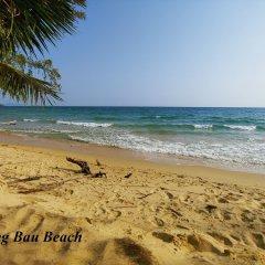 Отель Hong Bin Bungalow пляж фото 2