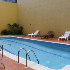 Отель Mac Arthur Гондурас, Тегусигальпа - отзывы, цены и фото номеров - забронировать отель Mac Arthur онлайн бассейн фото 3