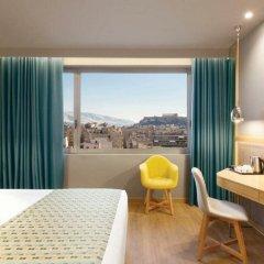 Отель Wyndham Grand Athens Греция, Афины - 1 отзыв об отеле, цены и фото номеров - забронировать отель Wyndham Grand Athens онлайн комната для гостей фото 4