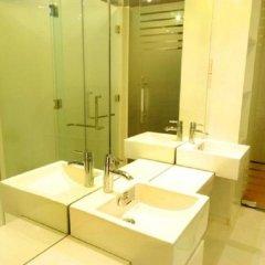 Отель Lucky Residence Suites ванная