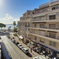 Отель Palais Miramar Croisette 3 Pièces Balcon балкон