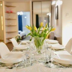 Апартаменты JessApart - Babka Tower Apartment питание