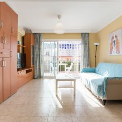 Отель MalagaSuite Beach Relax & Terrace Торремолинос комната для гостей фото 5