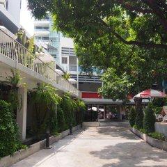 Отель RetrOasis Таиланд, Бангкок - отзывы, цены и фото номеров - забронировать отель RetrOasis онлайн парковка