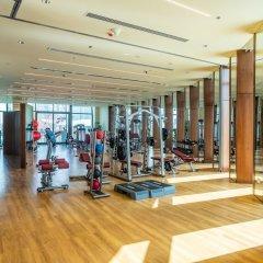 Отель Bravoway Burj Vista 1 in Downtown Dubai фитнесс-зал фото 4