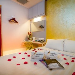 Fragrance Hotel - Rose комната для гостей фото 2