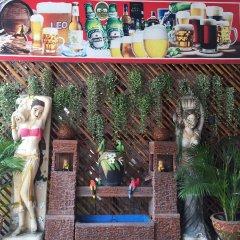 Отель Pattaya Holiday Lodge Паттайя спортивное сооружение
