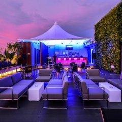 Amara Bangkok Hotel гостиничный бар