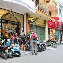 Отель Family Holiday Hotel Вьетнам, Ханой - отзывы, цены и фото номеров - забронировать отель Family Holiday Hotel онлайн фото 2