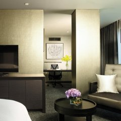Отель Grand Hilton Seoul комната для гостей