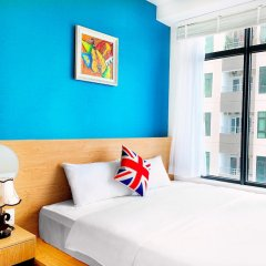 Отель 999 CONDOTEL Muong Thanh Vien Trieu Нячанг комната для гостей фото 4