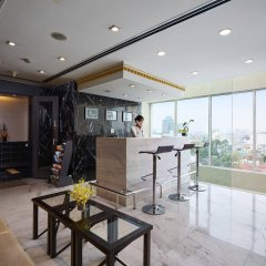 Silk Path Hotel Hanoi интерьер отеля