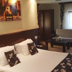 Отель Contact Сербия, Белград - отзывы, цены и фото номеров - забронировать отель Contact онлайн комната для гостей фото 3