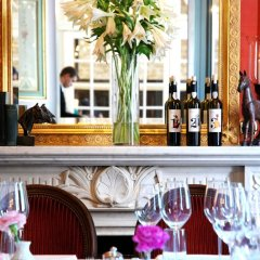 Отель Relais & Chateaux Hotel Heritage Бельгия, Брюгге - 1 отзыв об отеле, цены и фото номеров - забронировать отель Relais & Chateaux Hotel Heritage онлайн фото 13