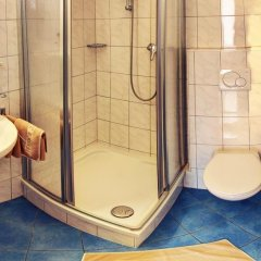 Отель Pension Jahn Зальцбург ванная