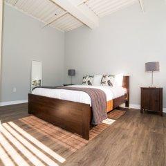 Отель Ginosi Metropolitan Apartel США, Лос-Анджелес - отзывы, цены и фото номеров - забронировать отель Ginosi Metropolitan Apartel онлайн ванная