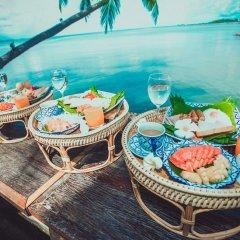 Отель Sasitara Thai villas Таиланд, Самуи - отзывы, цены и фото номеров - забронировать отель Sasitara Thai villas онлайн питание фото 2