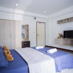 Отель Punsamon Place Бангкок комната для гостей фото 3