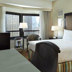 Отель New York Hilton Midtown США, Нью-Йорк - отзывы, цены и фото номеров - забронировать отель New York Hilton Midtown онлайн комната для гостей фото 4