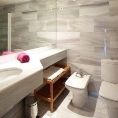 Апартаменты You Stylish Beach Apartments ванная фото 2