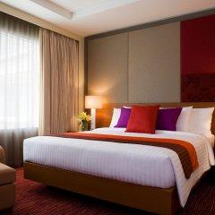 Отель Courtyard By Marriott Бангкок комната для гостей фото 5
