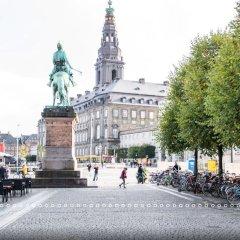 Отель Heart of Copenhagen - Luxury Копенгаген спортивное сооружение