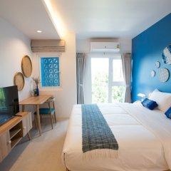 Отель Deeprom Pattaya Паттайя комната для гостей