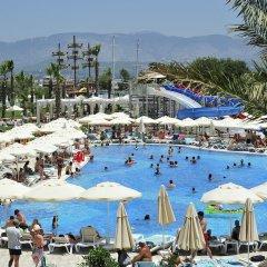 Отель Lake & River Side - All Inclusive пляж