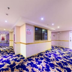 Отель S&P Holiday Inn (Guangzhou Baiyun Airport No.1) интерьер отеля фото 2