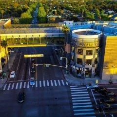 Отель L.A. Sky Boutique Hotel США, Лос-Анджелес - отзывы, цены и фото номеров - забронировать отель L.A. Sky Boutique Hotel онлайн бассейн