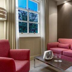 Отель NH London Kensington комната для гостей