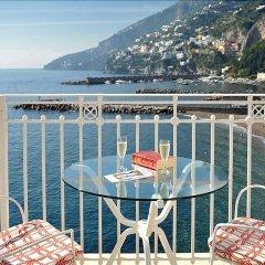 Отель Marina Riviera Италия, Амальфи - отзывы, цены и фото номеров - забронировать отель Marina Riviera онлайн балкон
