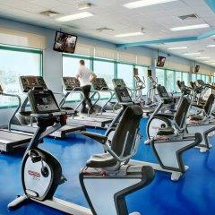 Отель Roda Al Bustan фитнесс-зал фото 4