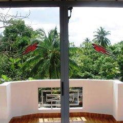 Отель Amarit балкон