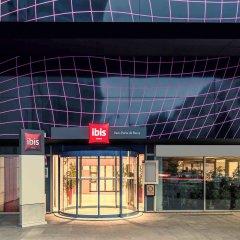 Отель ibis budget Paris Porte de Bercy Франция, Шарантон-ле-Пон - отзывы, цены и фото номеров - забронировать отель ibis budget Paris Porte de Bercy онлайн вид на фасад